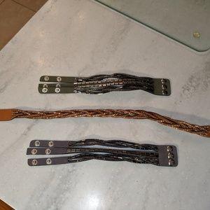 Adjustable Wrap Bracelets